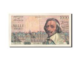[#204748] 1000 Francs Type Richelieu, 07 Janvier 1954, Fayette 42.4 - 1 000 F 1953-1957 ''Richelieu''