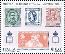 ITALIA REPUBBLICA ITALY REPUBLIC 2006 IL REGNO D´ITALIA KINGDOM MNH - 6. 1946-.. Republic