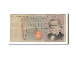 [#156426] Italie, 1000 Lire Type Verdi - [ 2] 1946-… : République