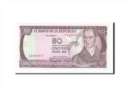 [#157925] Colombie, 50 Pesos Oro Type Torres - Colombie