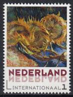 Nederland - Vincent Van Gogh - Uitgiftedatum 5 Januari 2015 - Bloemen – Four Sunflowers Gone To Seed - MNH - Netherlands