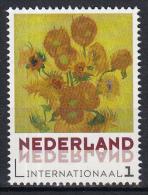 Nederland - Vincent Van Gogh - Uitgiftedatum 5 Januari 2015 - Bloemen - Sunflowers - MNH - Netherlands