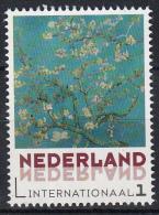 Nederland - Vincent Van Gogh - Uitgiftedatum 5 Januari 2015 - Bloemen - Almond Blossom - MNH - Netherlands