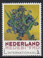 Nederland - Vincent Van Gogh - Uitgiftedatum 5 Januari 2015 - Bloemen - Irises - MNH - Netherlands