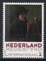 Nederland - Vincent Van Gogh - Uitgiftedatum 5 Januari 2015 - Zelfportretten - Self-Portrait As A Painter - MNH - Netherlands