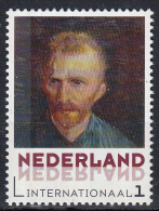 Nederland - Vincent Van Gogh - Uitgiftedatum 5 Januari 2015 - Zelfportretten - Self-Portrait  - MNH - Netherlands