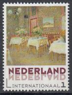 Nederland - Vincent Van Gogh - Uitgiftedatum 5 Januari 2015 - Interieurs - Interior Of A Restaurant - MNH - Netherlands