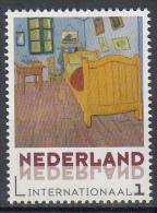 Nederland - Vincent Van Gogh - Uitgiftedatum 5 Januari 2015 - Interieurs - The Bedroom - MNH - Netherlands