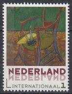 Nederland - Vincent Van Gogh - Uitgiftedatum 5 Januari 2015 - Interieurs - Gaugin's Chair - MNH - Netherlands