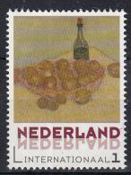 Nederland - Vincent Van Gogh - Uitgiftedatum 5 Januari 2015 - Stillevens - Basket Of Lemmons And Bottle - MNH - Netherlands