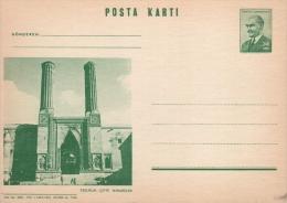 TURKEY - POSTCARD 30K 1968 ERZURUM Mi #P84 - Interi Postali