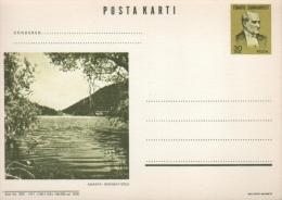 TURKEY - POSTCARD 30K 1970 AMASYA Mi #P84 - Interi Postali