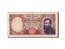 [#304295] Italie, 10 000 Lire Type Michelangelo - [ 2] 1946-… : République