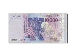 Afrique De L'Ouest, 10 000 Francs, Type 2003 - Billets
