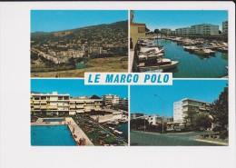 06 Mandelieu Le Marco Polo Résidences Avec Port Et Piscine Bd Des écureuils 4 Vues - Autres Communes