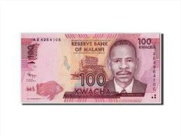 [#306592] Malawi, 100 Kwacha Type James Frederik Sangala - Malawi