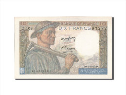 [#205667] 10 Francs Type Mineur, 10 Mars 1949, Fayette 8.20 - 1871-1952 Circulated During XXth