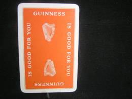 Playing Cards / Carte A Jouer / 2 Dos De Cartes Brasserie - Brouwerij / Breweris,St Jame´s Gate Dublin - Guinness - Cartes à Jouer
