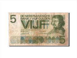 [#304582] Pays Bas, 5 Gulden Type Vondel - 5 Florín Holandés (gulden)