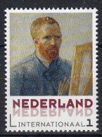 Nederland - Vincent Van Gogh - Uitgiftedatum 5 Januari 2015 - Zelfportretten - Self-Portrait As A Painter – MNH - Netherlands