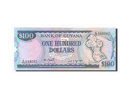 Guyane, 100 Dollars, Type 1989-1992 - Guyana