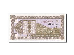 [#257806] Géorgie, 10 Laris, Type 1993 - Géorgie