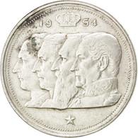[#84801] Belgique, 100 Francs 1954, KM 138.1 - 09. 100 Francs