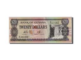 Guyana, 20 Dollars Type 1989 - Guyana