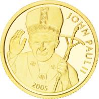 Samoa, 10 Tala Or Jean-Paul II 2005, KM 142 - Samoa