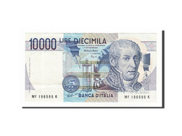 [#157600] Italie, 10 000 Lire Type Volta - [ 2] 1946-… : République