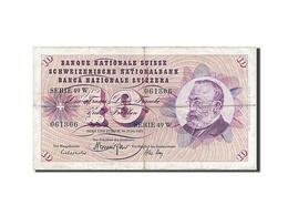 Suisse, 10 Francs, Type G. Keller - Switzerland