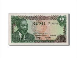 [#305706] Kenya, 10 Shillings Type Mzee Jomo Kenyatta - Kenya