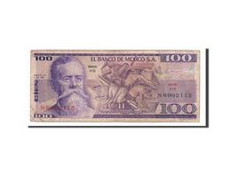 [#157204] Mexique, 100 Pesos Type Carranza - Mexique