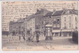 KOEKELBERG : Place Simonis - Koekelberg