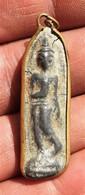 THAILAND: Old Thai Amulet Pendant - Arte Asiatica