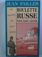 MARY LESTER N° 13 ROULETTE RUSSE POUR MARY LESTER  Policier Breton - Non Classés