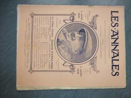 Les Annales  1910, AVIATION D´ANNUNZIO, La Chute D´Icare ; Ref  990 ; C 21 - 1900 - 1949