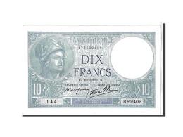 [#110470] 10 Francs Type Minerve, 1939, Fayette 7.3 - 10 F 1916-1942 ''Minerve''