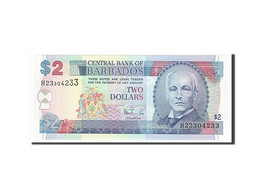 Barbades, 2 Dollars Type Bovell - Barbades