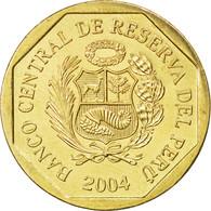 Pérou, République, 20 Centimos 2004, KM 306.4 - Pérou