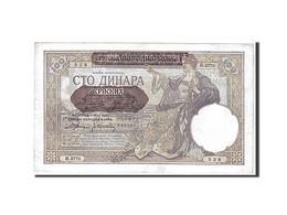 [#108626] Serbie, 100 Dinara Type 1941 - Serbie