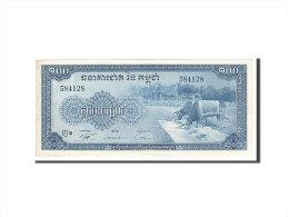 [#155769] Cambodge, 100 Riels Type 1962-63 - Cambodia