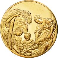 Espagne, Peintures Espagnoles, Musée Du Prado, Moïse, Médaille - Espagne