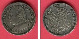 LOUIS XVIII   5 FRANCS 1814 I    TTB  255 - France