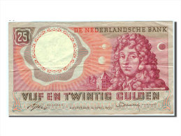 [#83356] Pays-Bas, 25 Gulden Type 1955, Pick 87 - [2] 1815-… : Kingdom Of The Netherlands