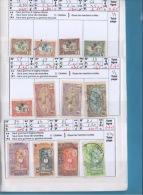 Carnet SOMALIS, DJIBOUTI, COTE D'IVOIRE- Cote Yvert 162,90 € -9 Scans. - Timbres