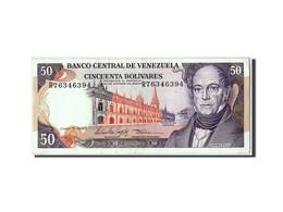 [#306141] Venezuela, 50 Bolivares Type Andres Bello - Venezuela