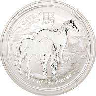 [#88718] Australie, 1 Dollar Année Du Cheval 2014, 1 Once Argent, KM 2111 - Australia