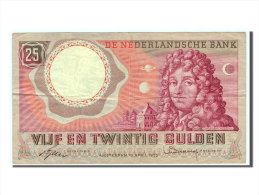 [#83359] Pays-Bas, 25 Gulden Type 1955, Pick 87 - [2] 1815-… : Kingdom Of The Netherlands