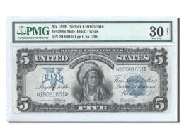 États-Unis, Silver Certificate, 5 Dollars, 1899, KM:250, PMG VF30 - Silver Certificates (1878-1923)